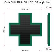 Croix EASY 1080 Full color, Simple face